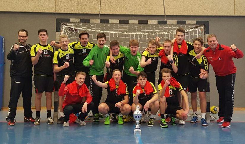 Kreispokalsieg 2016